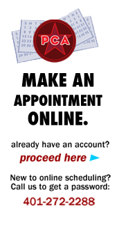 Click here to make an appointment online!
