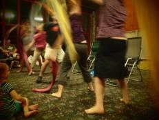 sliding scale dance