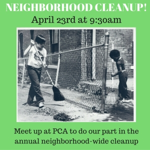 Keep Our Neighborhood Beautiful!