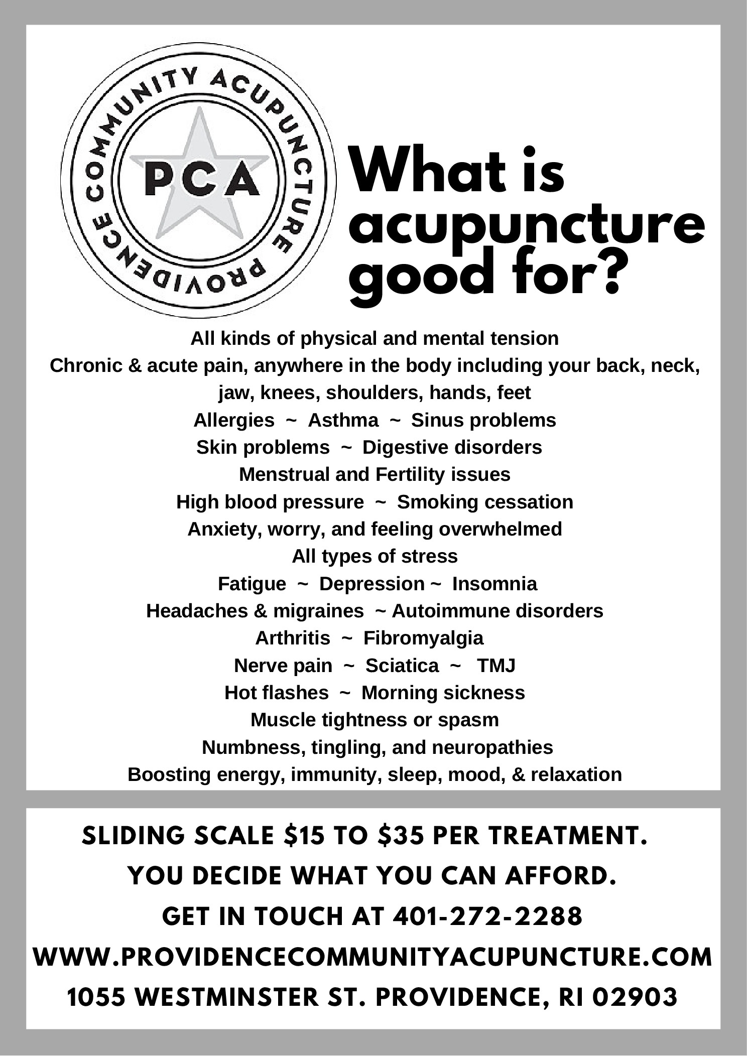 what is acupuncture good for   u00bfpara qu u00e9 sirve la