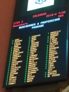 unanimous nada bill passage